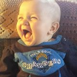 SMITH FAMILY - young Charger fan
