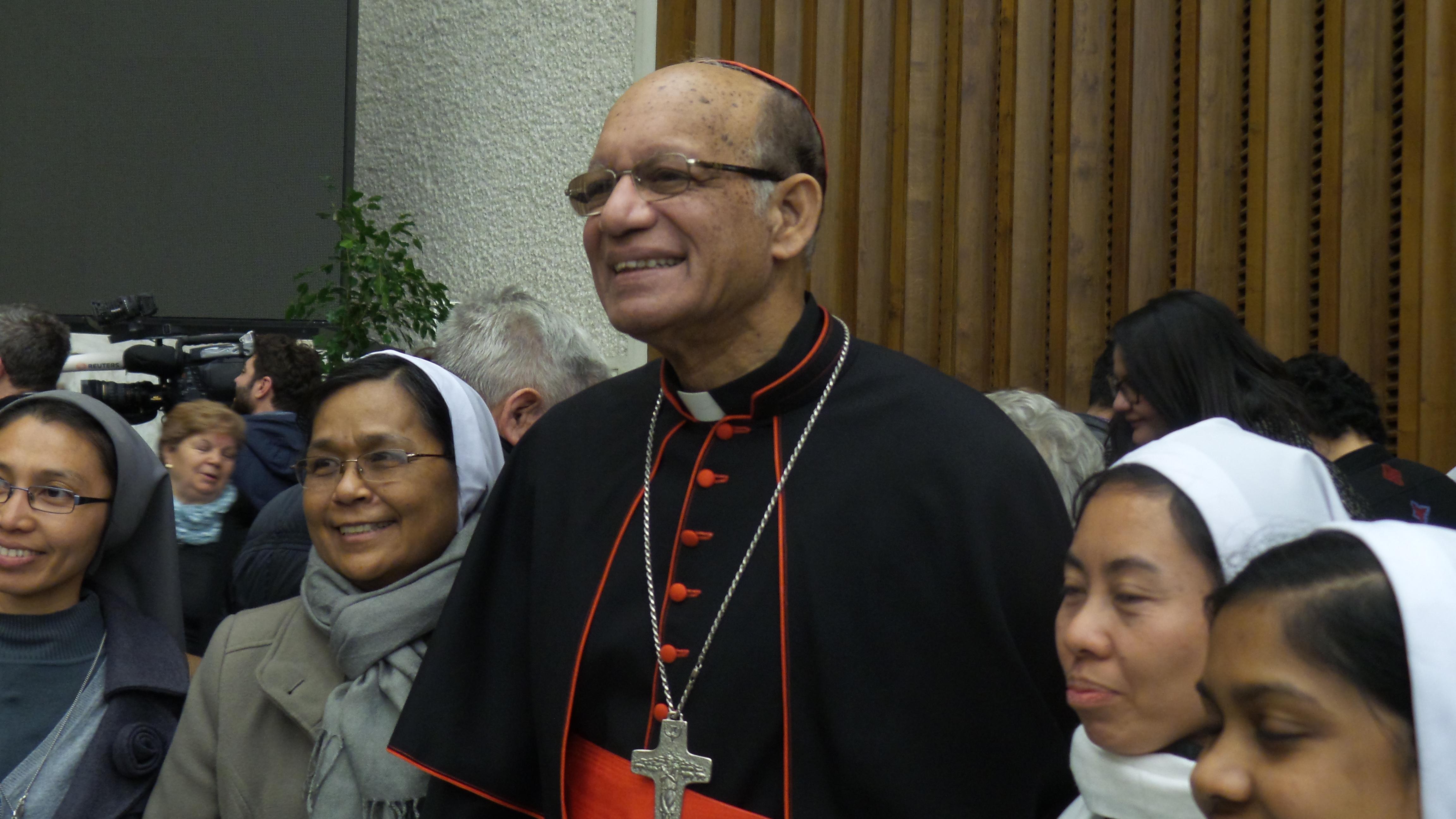 Vatican Cardinals Apartments