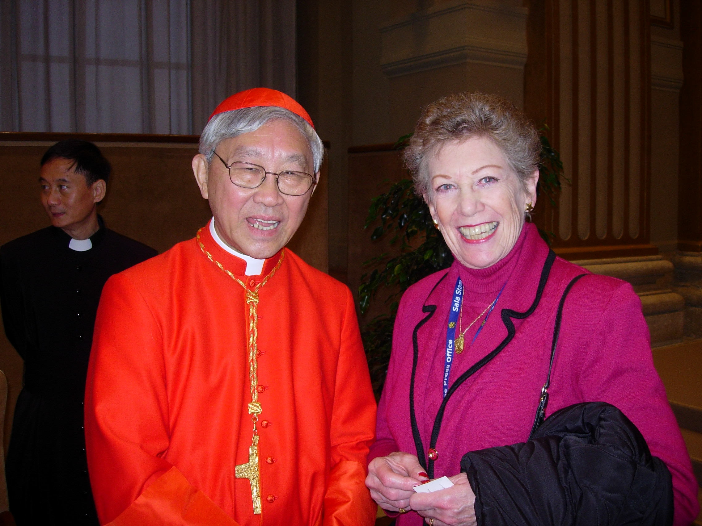 IS THE VATICAN SELLING OUT THE CATHOLIC CHURCH IN CHINA? A CARDINAL